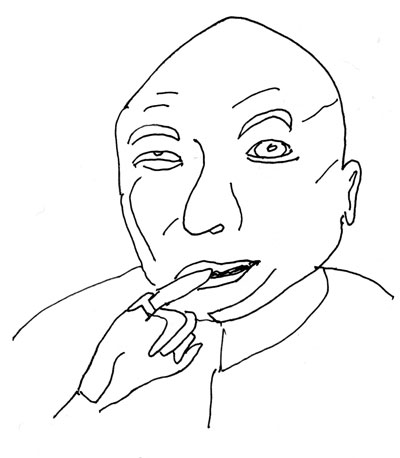 austin powers coloring pages - photo#1