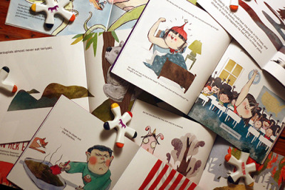 CHECK OUT OUR PICTURE BOOK & MUSIC CLUB FOR KIDS